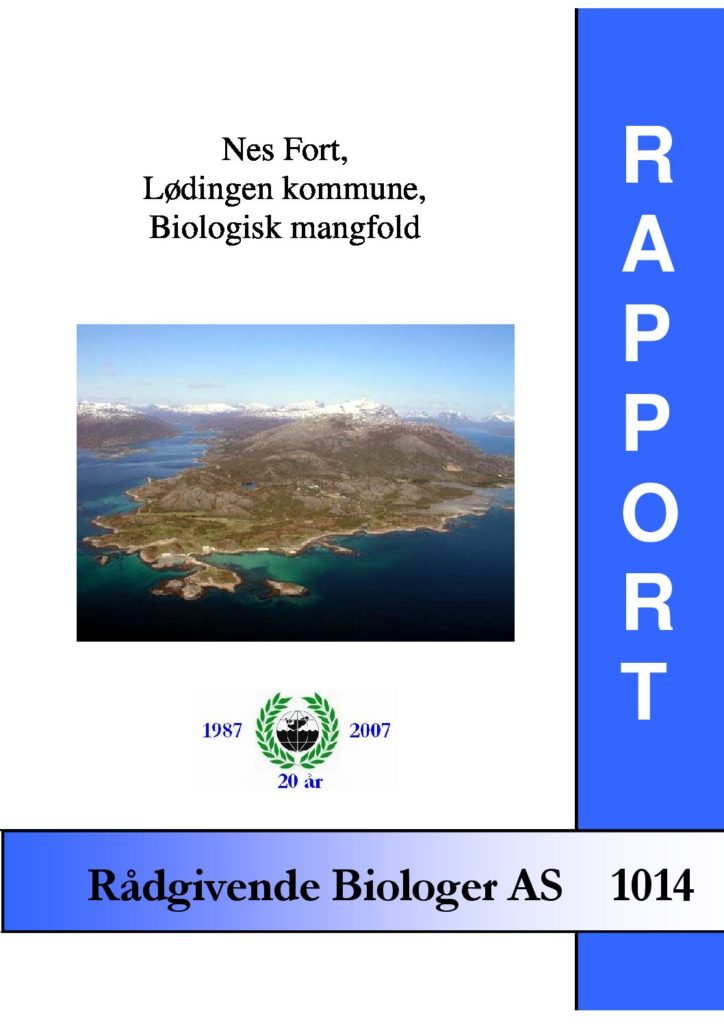 Rapport cover - rapport 1014