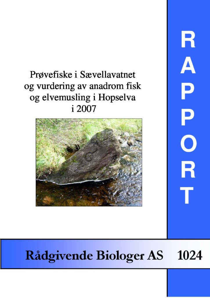 Rapport cover - rapport 1024