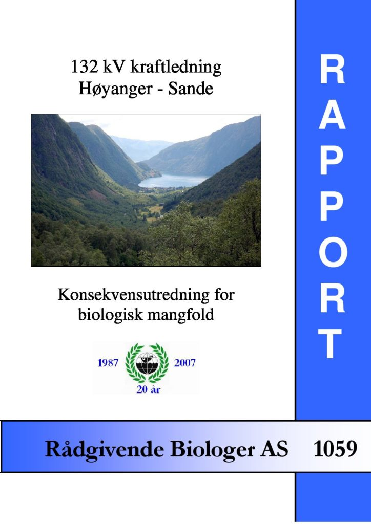 Rapport cover - rapport 1059