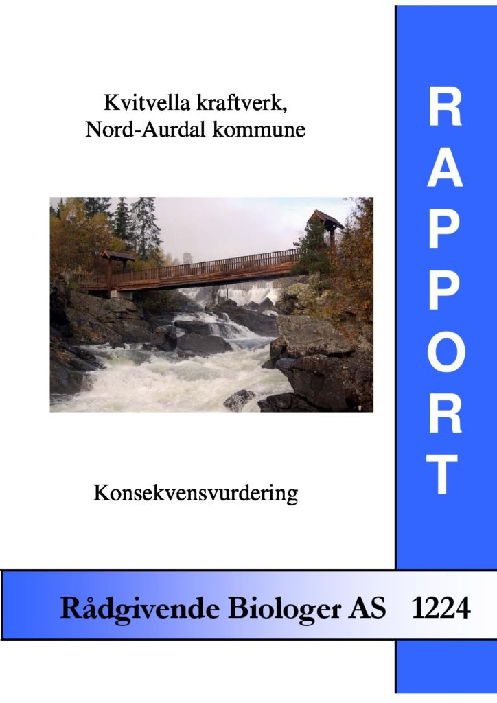 Rapport cover - rapport 1224