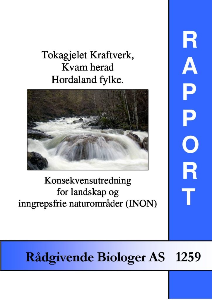 Rapport cover - rapport 1259