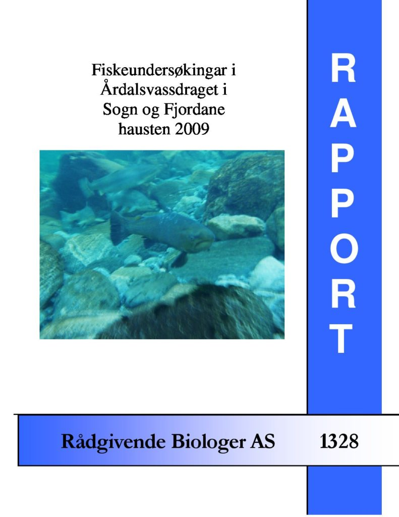 Rapport cover - rapport 1328