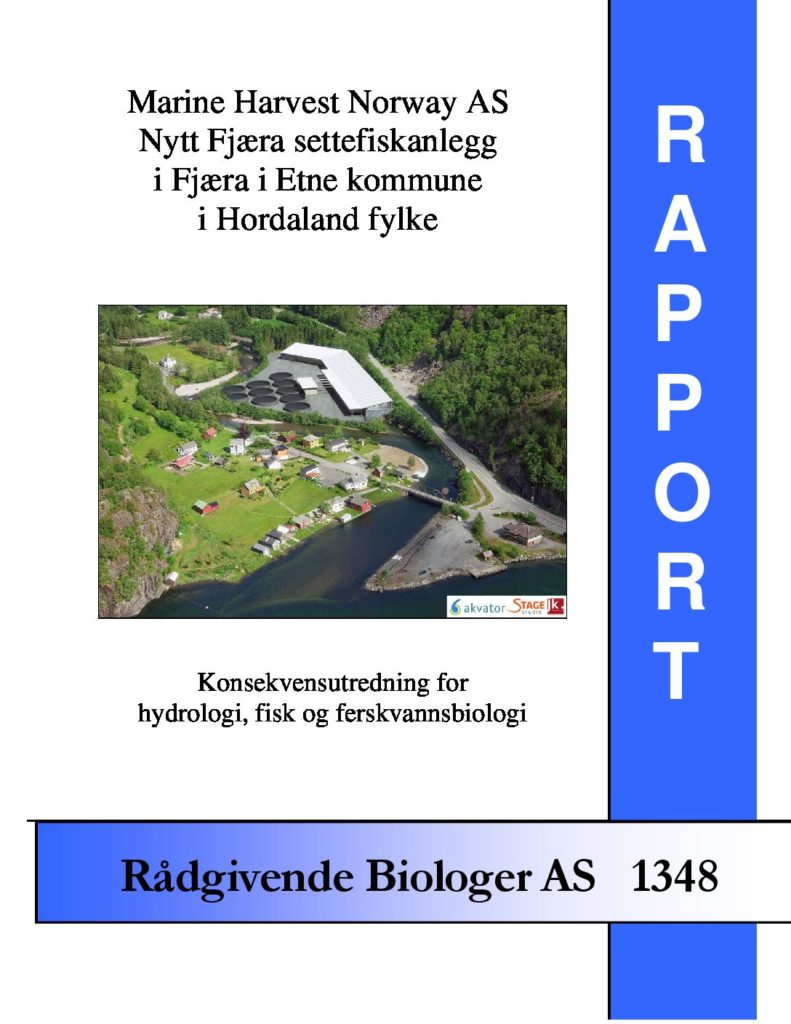Rapport cover - rapport 1348