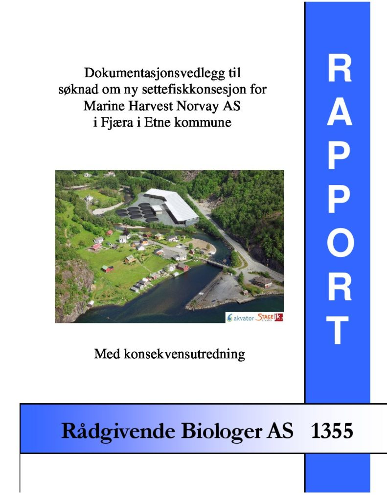 Rapport cover - rapport 1355