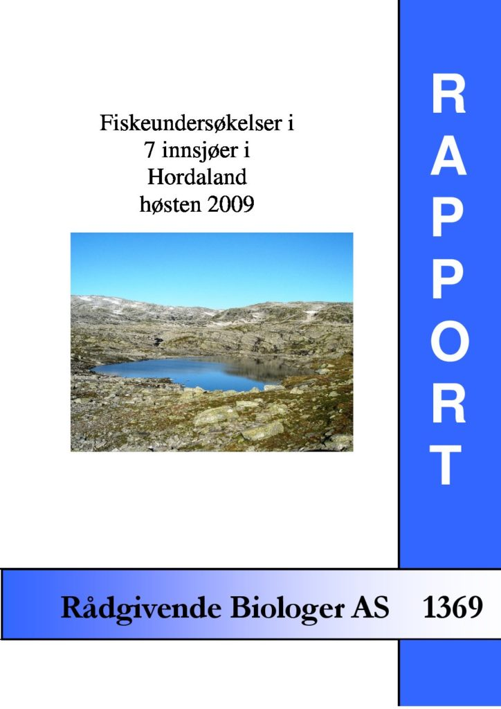 Rapport cover - rapport 1369
