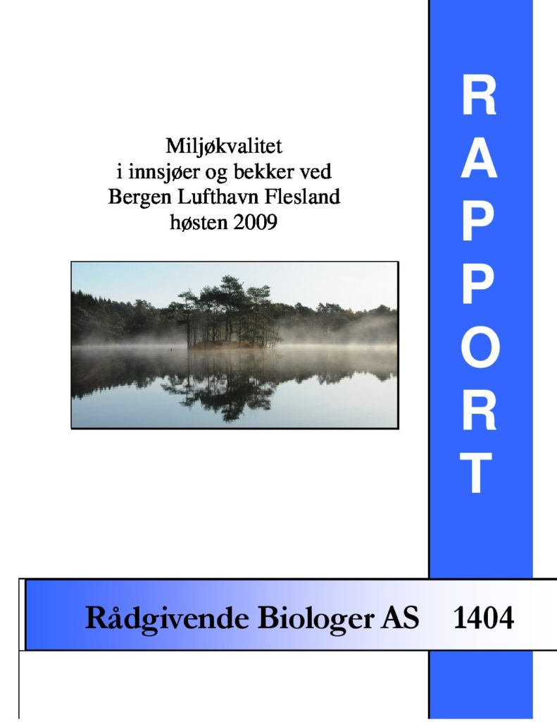 Rapport cover - rapport 1404