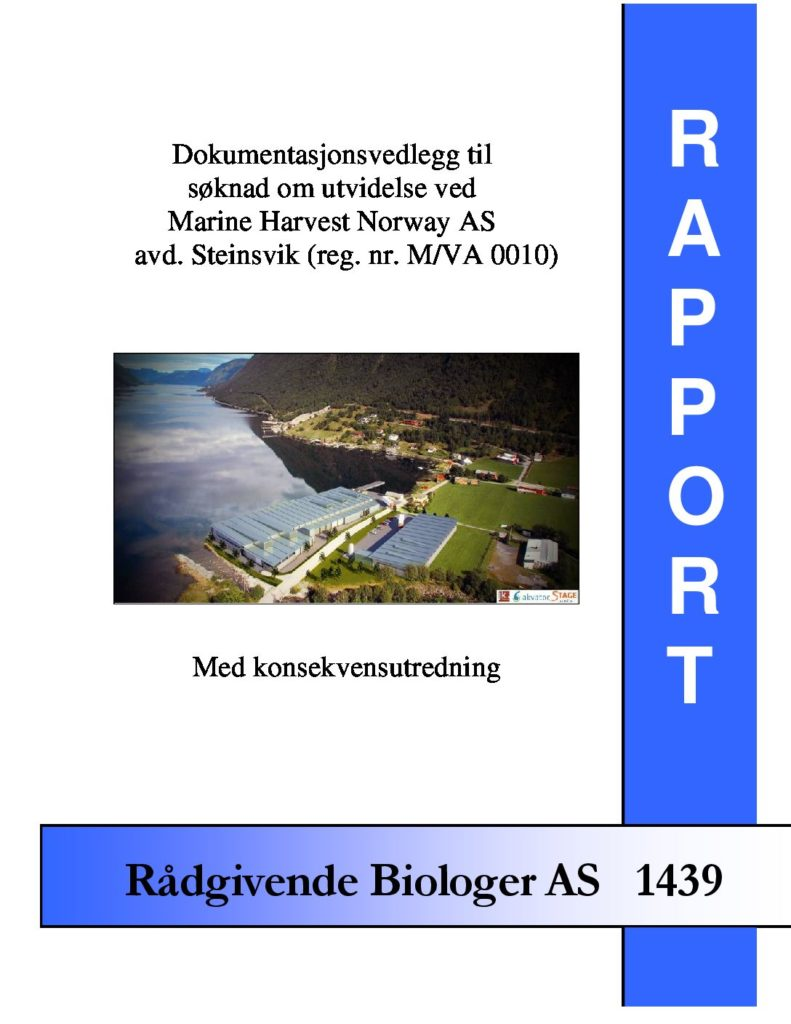 Rapport cover - rapport 1439