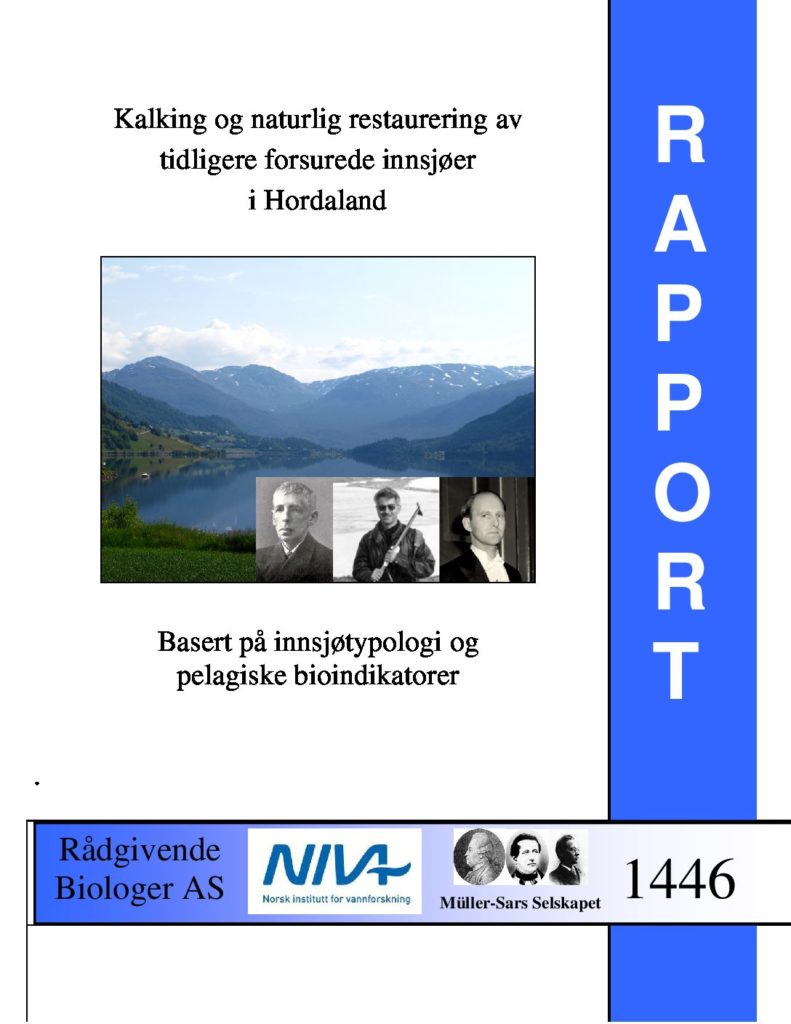 Rapport cover - rapport 1446