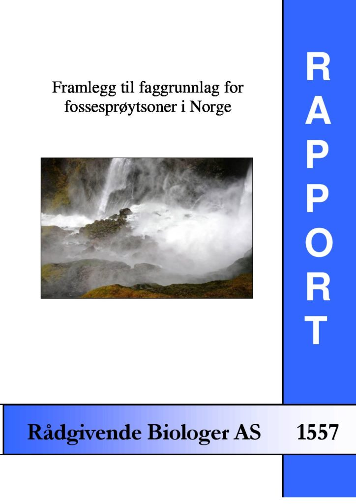 Rapport cover - rapport 1557
