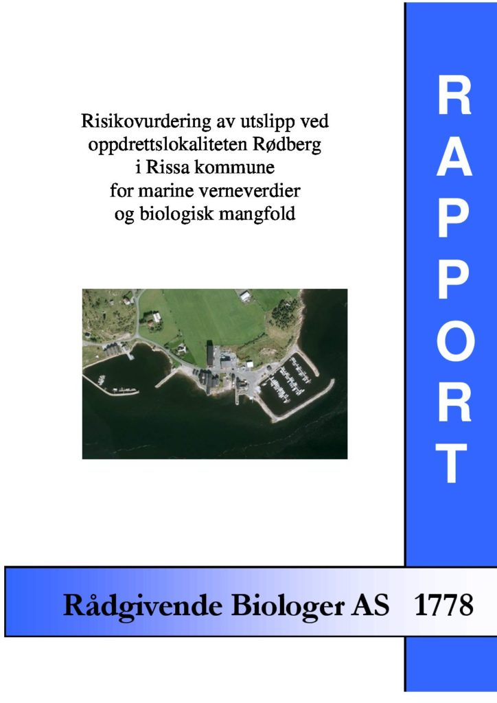 Rapport cover - rapport 1778