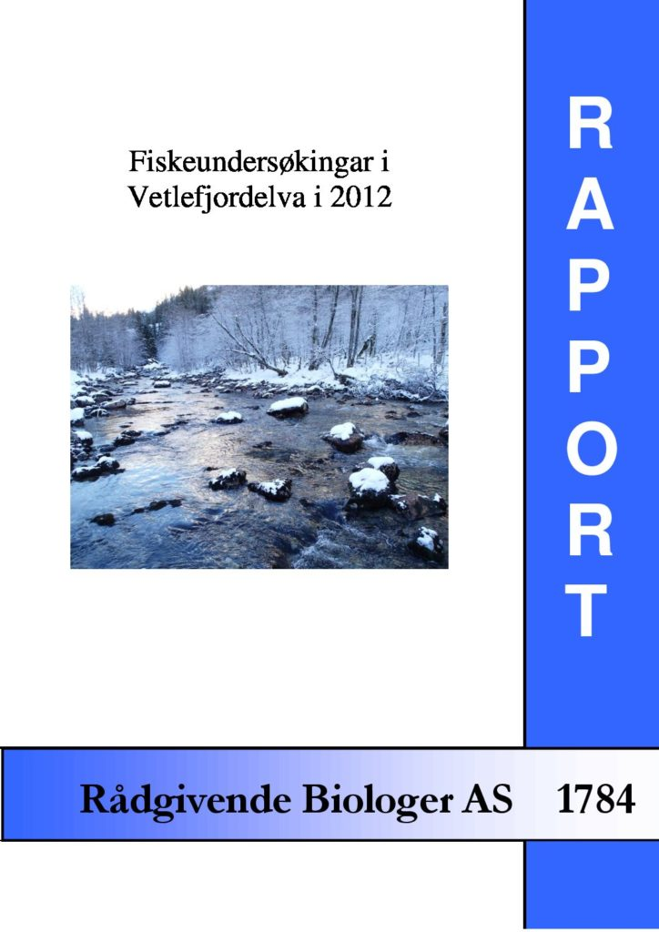 Rapport cover - rapport 1784