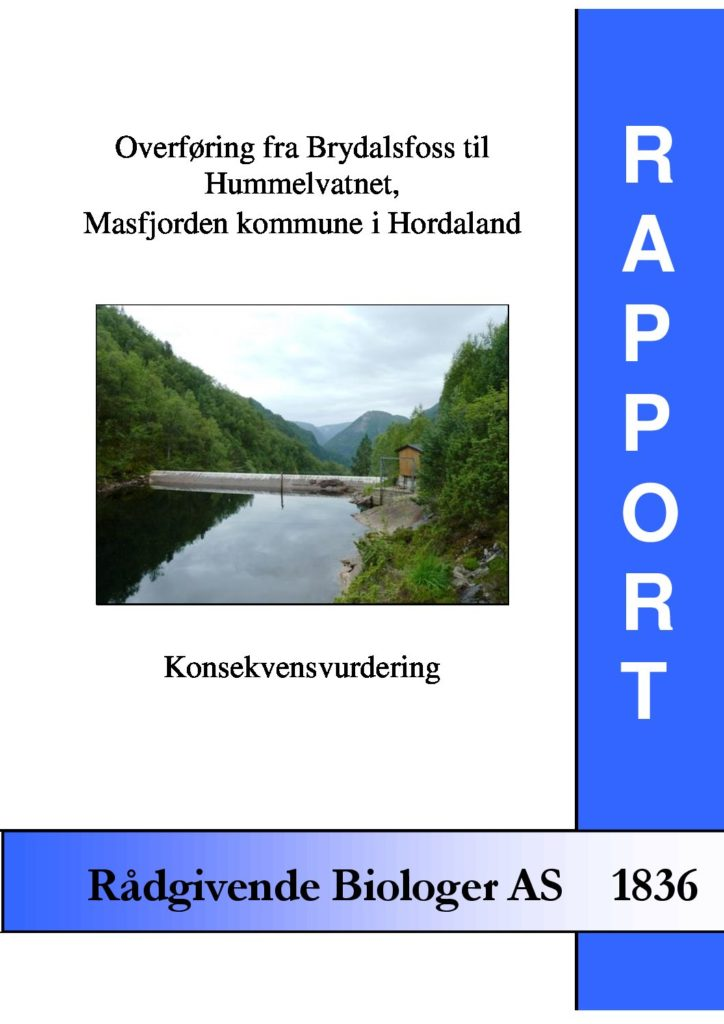 Rapport cover - rapport 1836