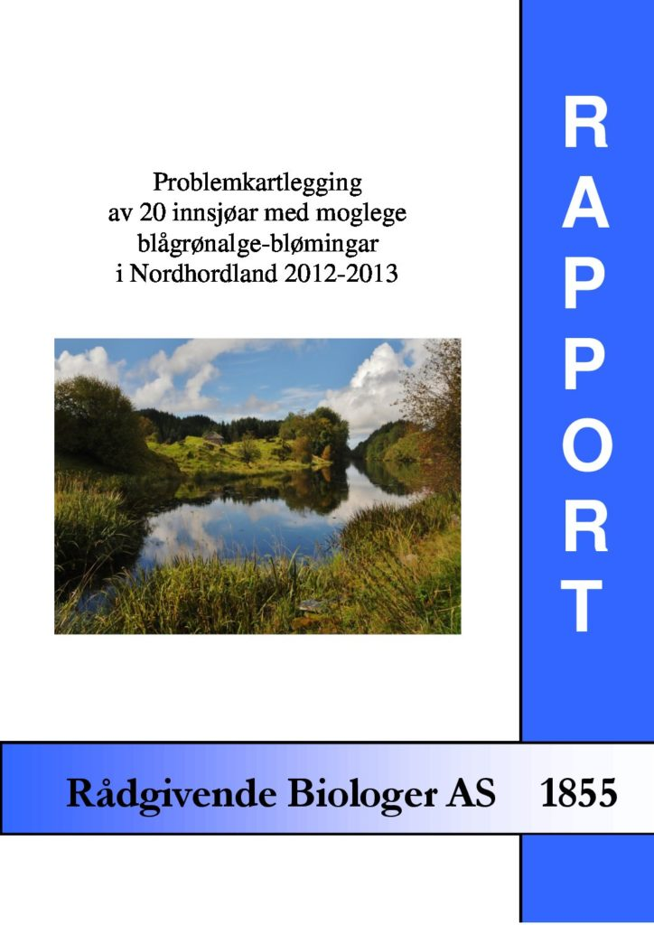 Rapport cover - rapport 1855