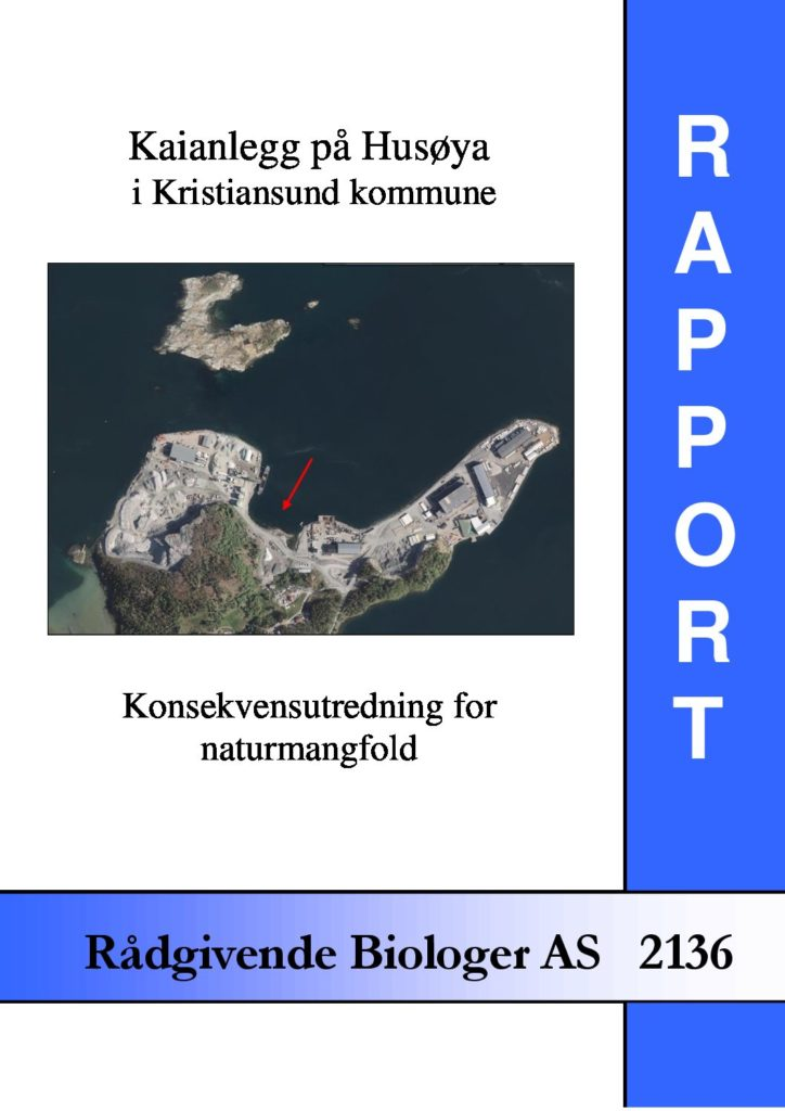 Rapport cover - rapport 2136