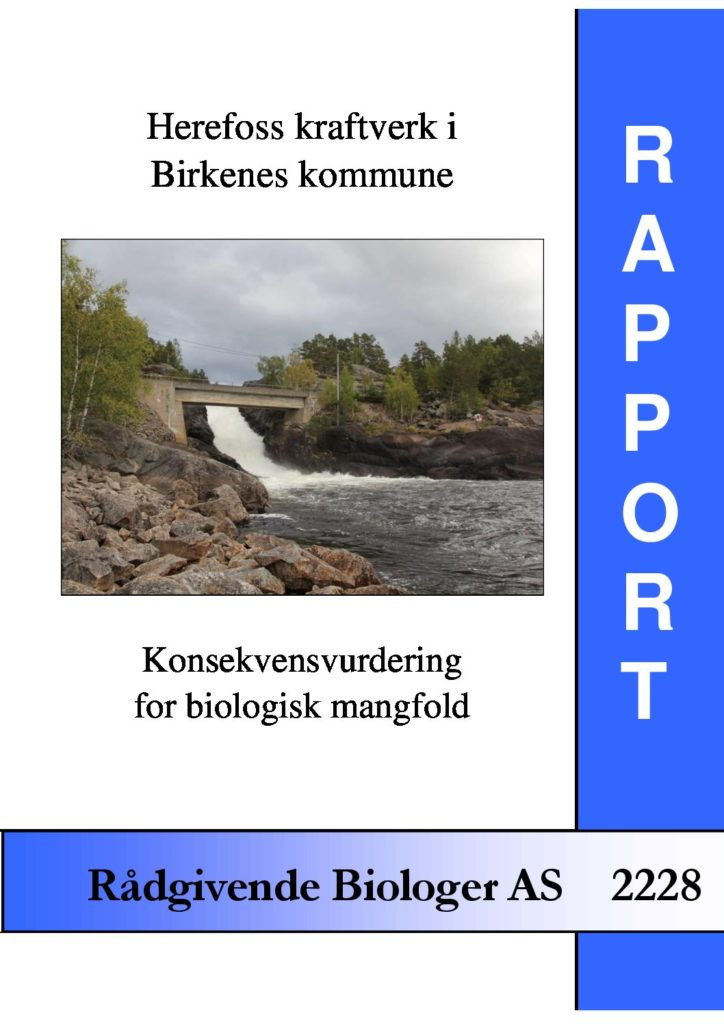 Rapport cover - rapport 2228