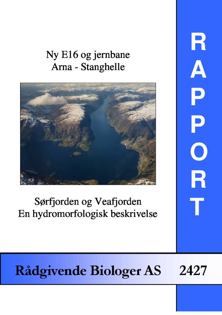 Rapport cover - rapport 2427