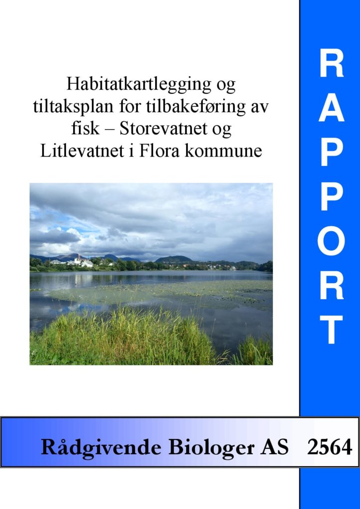 Rapport cover - rapport 2564
