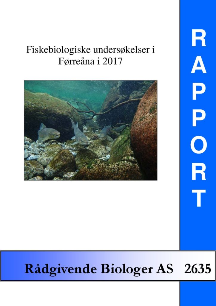 Rapport cover - rapport 2635