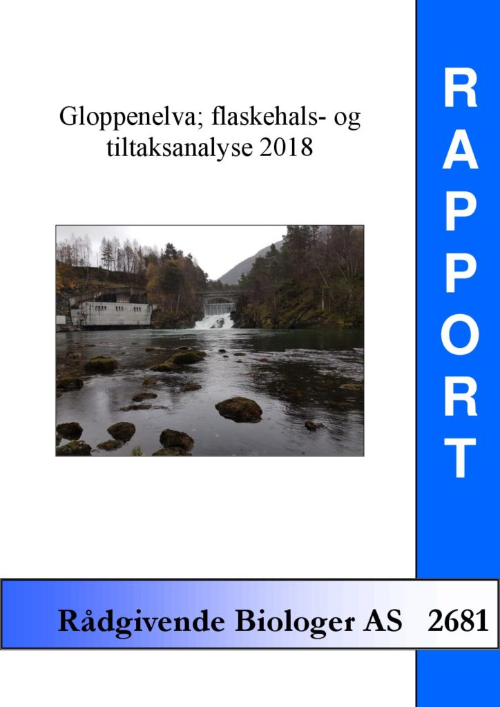 Rapport cover - rapport 2681