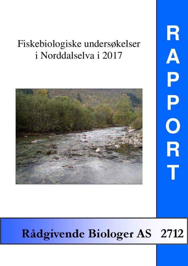 Rapport cover - rapport 2712
