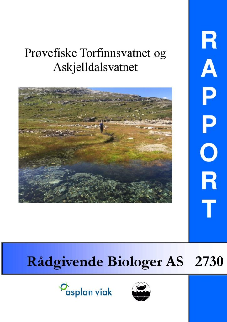 Rapport cover - rapport 2730