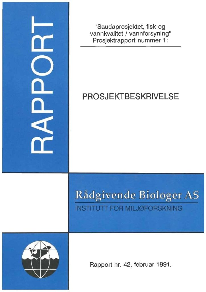 Rapport cover - rapport 42