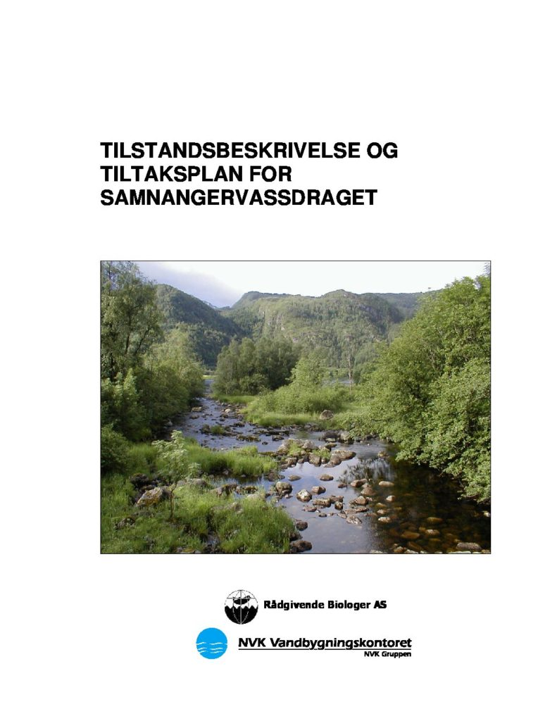 Rapport cover - rapport 619