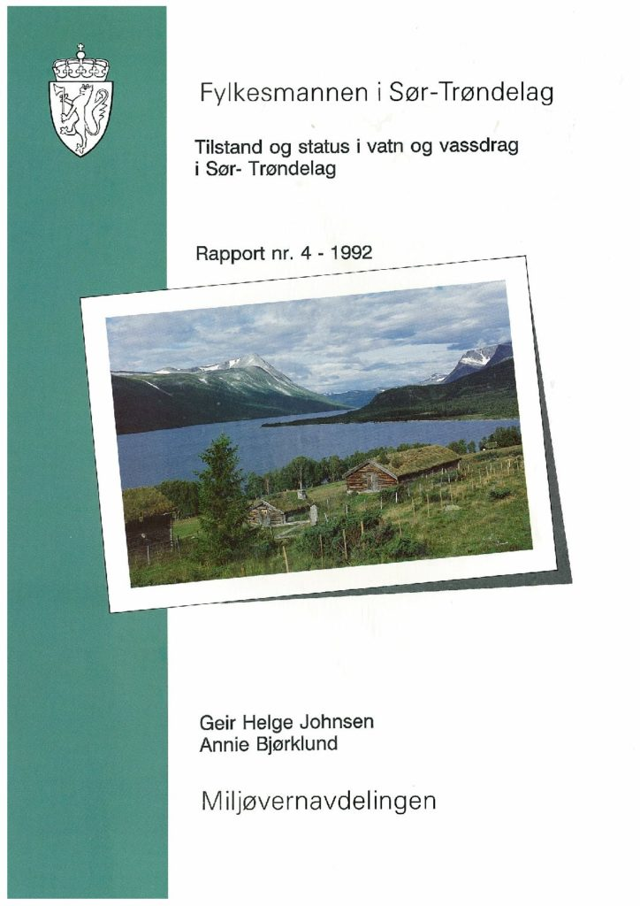 Rapport cover - rapport 65