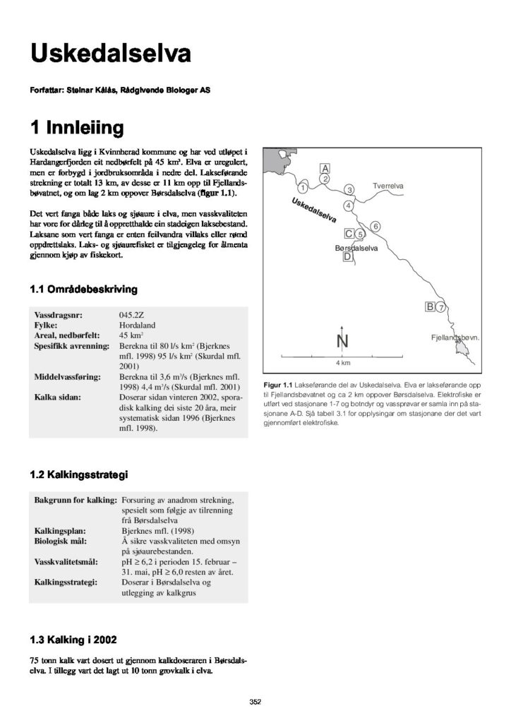 Rapport cover - rapport 668