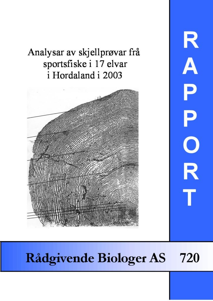 Rapport cover - rapport 720
