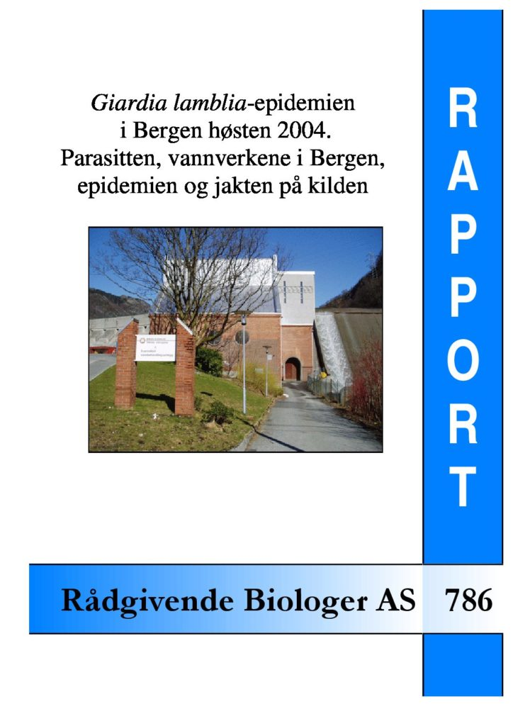 Rapport cover - rapport 786