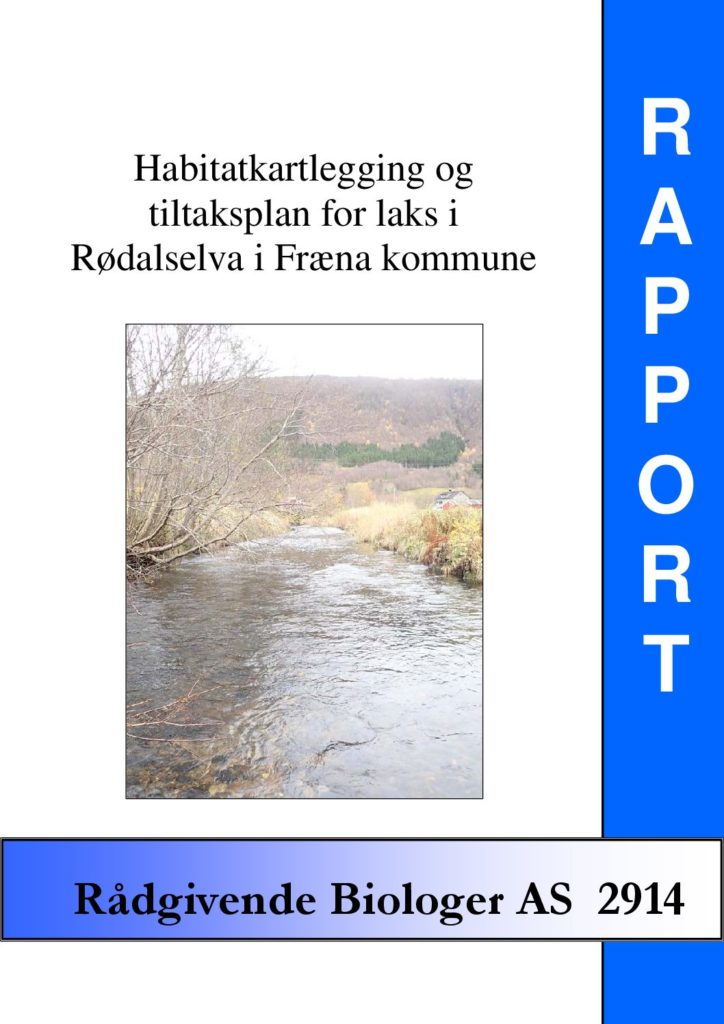 Rapport cover - rapport 2914