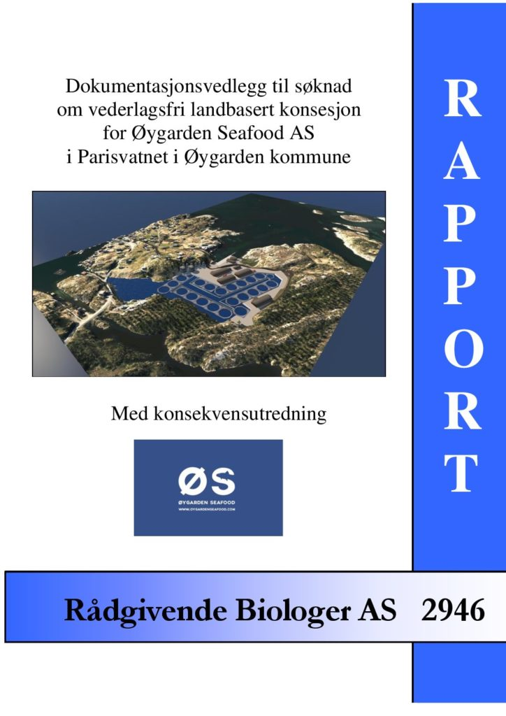 Rapport cover - rapport 2946