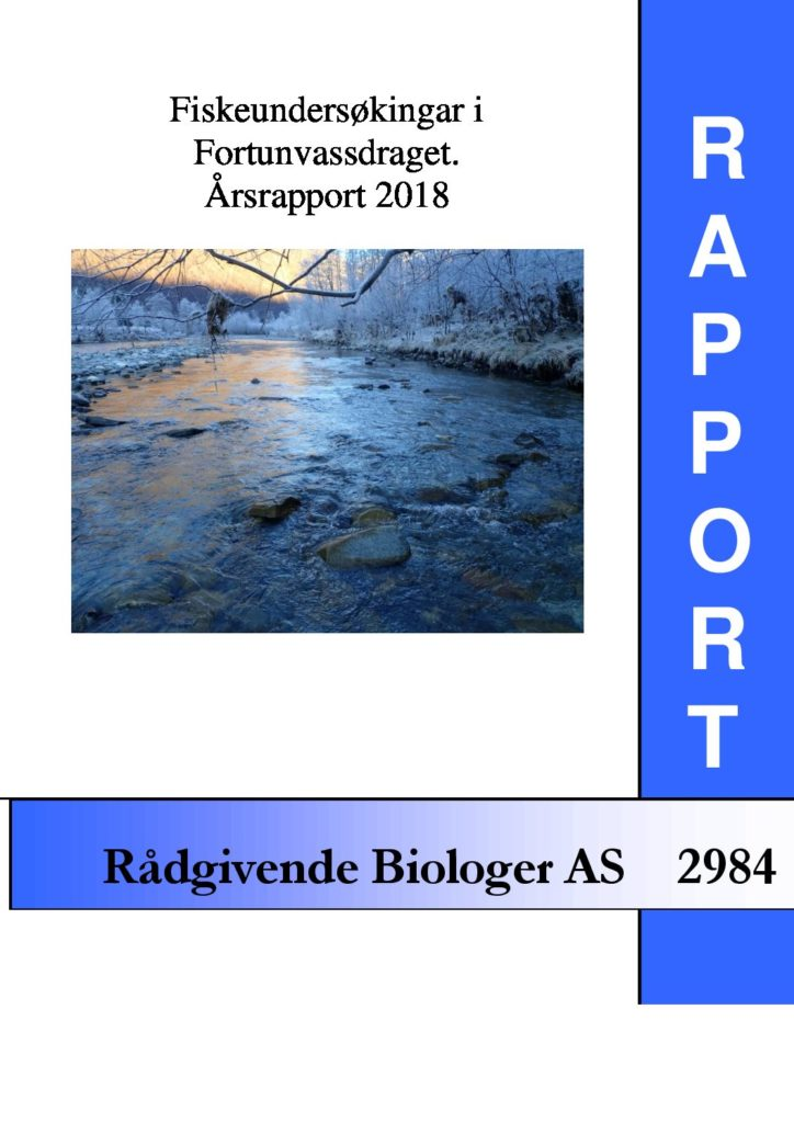 Rapport cover - rapport 2984