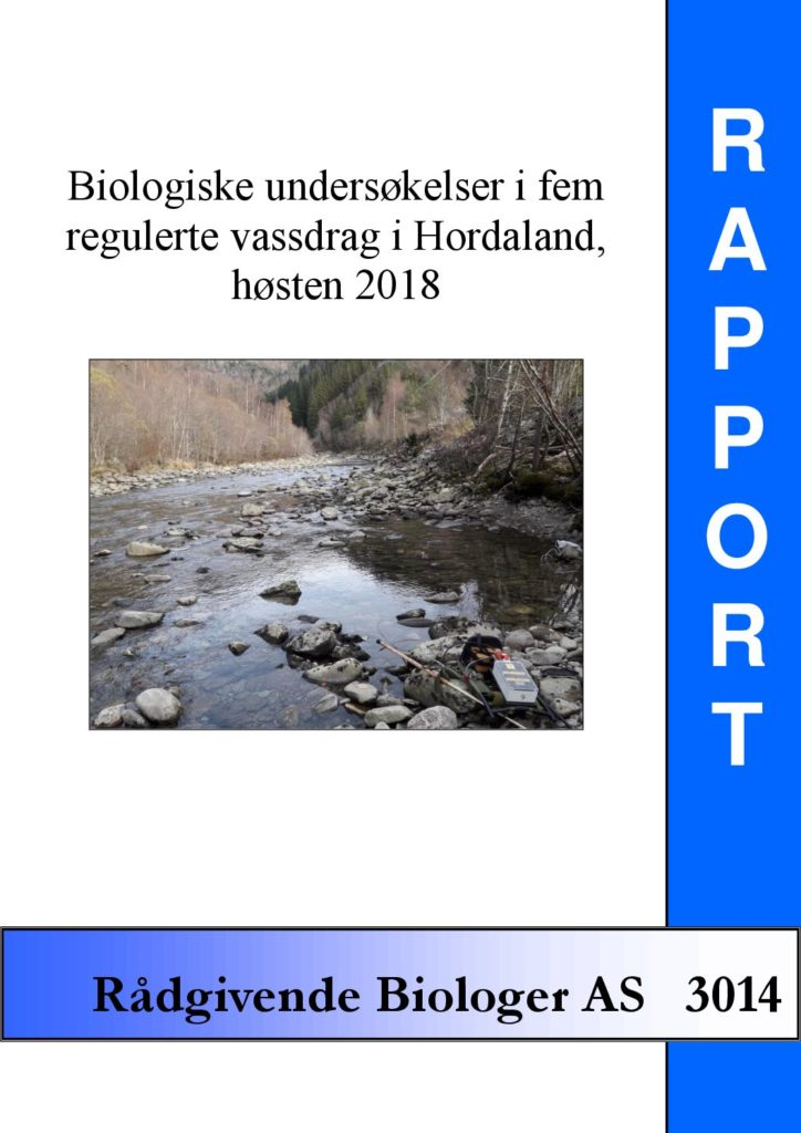 Rapport cover - rapport 3014