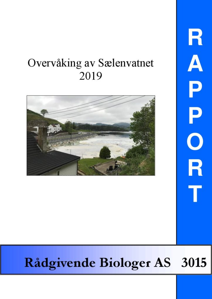 Rapport cover - rapport 3015