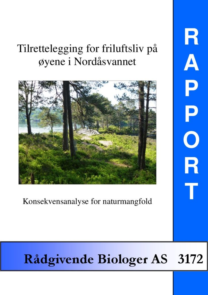 Rapport cover - rapport 3172