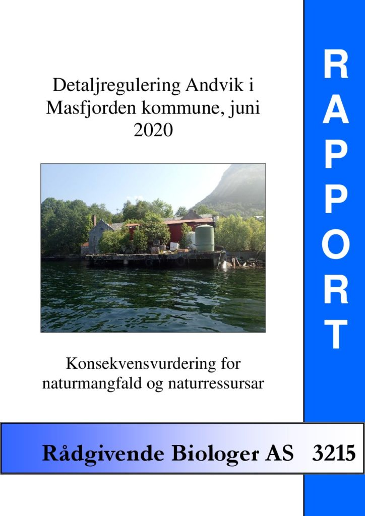 Rapport cover - rapport 3215