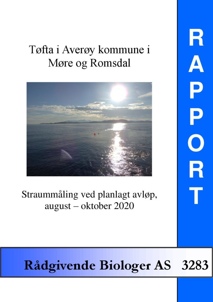 Rapport cover - rapport 3283