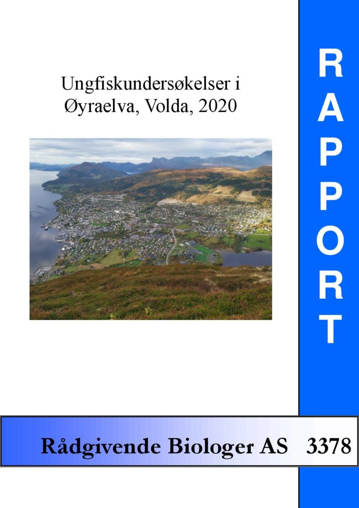Rapport cover - rapport 3378